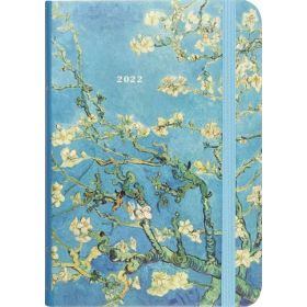 2022 Almond Blossom Weekly Planner