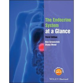 The Endocrine System at a Glance, 3rd Edition (Hardcover)