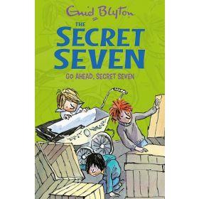Go Ahead, Secret Seven: The Secret Seven, Book 5 (Paperback)