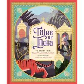 Tales of India: Folk Tales from Bengal, Punjab, and Tamil Nadu (Hardcover)