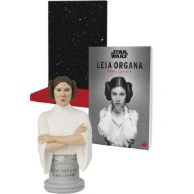 Star Wars: Leia Organa, Star Wars Princess Leia Figure (Mixed Media Product)