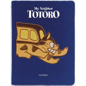 My Neighbor Totoro: Cat Bus Plush Journal