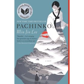 Pachinko, National Book Award Finalist (Paperback)