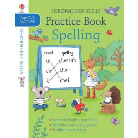 Spelling Practice Book: Age 7-8 (Paperback)