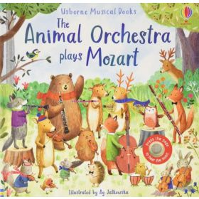 The Animal Orchestra Plays Mozart (Hardcover)