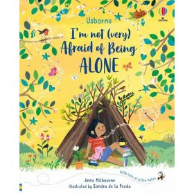 I'm Not (Very) Afraid of Being Alone (Hardcover)
