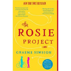 The Rosie Project: A Novel (Paperback)