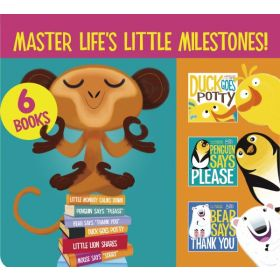 Master Life's Little Milestones, Hello Genius Box Set (Paperback)