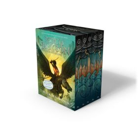 Percy Jackson and the Olympians, Boxed Set (Paperback)