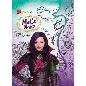 Disney Descendants: Mal's Diary (Hardcover)