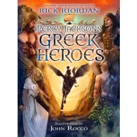 Percy Jackson's Greek Heroes (Paperback)