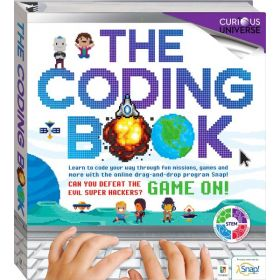 The Coding Book (Binder)