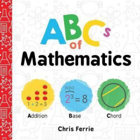 ABCs of Mathematics, Baby University (Board Book)