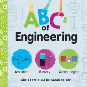 ABCs of Engineering, Baby University (Board Book)