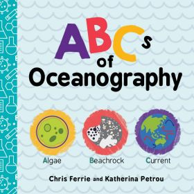 ABCs of Oceanography, Baby University (Board Book)