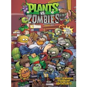 Plants vs. Zombies Vol. 5, Boxed Set (Hardcover)