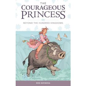Courageous Princess, Vol. 1 (Paperback)