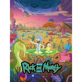 The Art of Rick and Morty, Vol. 2 (Hardcover)