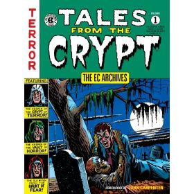 The EC Archives: Tales from the Crypt, Vol. 1 (Paperback)