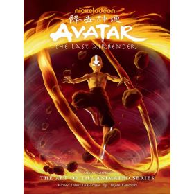 Avatar: The Last Airbender—The Art of the Animated Series, Second Edition (Hardcover)