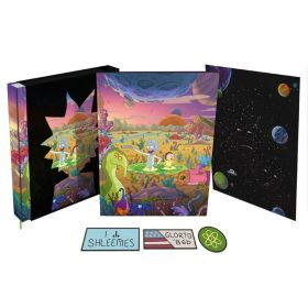 The Art of Rick and Morty, Vol. 2 - Deluxe Edition (Hardcover)