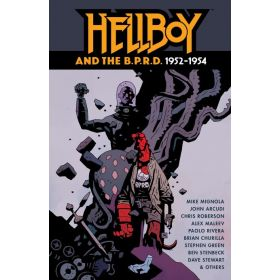 Hellboy and the B.P.R.D.: 1952-1954 (Hardcover)