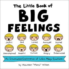 The Little Book of Big Feelings: An Illustrated Exploration of Life's Many Emotions (Hardcover)