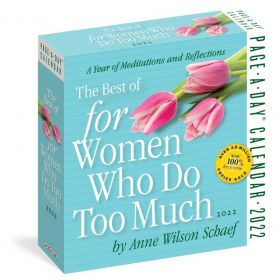 The Best of For Women Who Do Too Much: Page-A-Day Calendar 2022