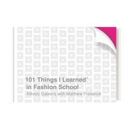 101 Things I Learned in Fashion School (Hardcover)