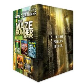 The Maze Runner Series Complete Collection Boxed Set (Paperback)