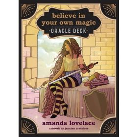 Believe in Your Own Magic: A 45-Card Oracle Deck and Guidebook (Cards)