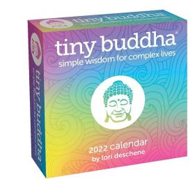 Tiny Buddha 2022 Day-to-Day Calendar