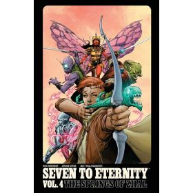 Seven to Eternity Vol. 4: The Springs of Zhal (Paperback)