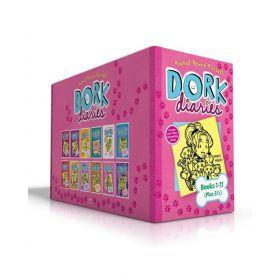 Dork Diaries Books 1-11 (Plus 3 1/2) Dork Diaries, Boxed Set (Hardcover)