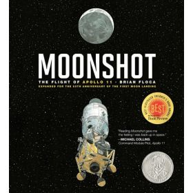 Moonshot: The Flight of Apollo 11 (Hardcover)