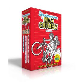 The Misadventures of Max Crumbly Books 1-3 (Hardcover)