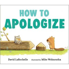 How to Apologize (Hardcover)