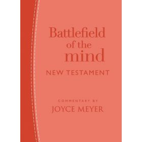 Battlefield of the Mind New Testament (Leather Bound)