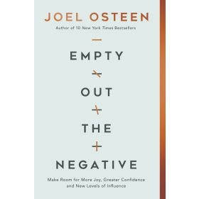 Empty Out the Negative: Make Room for More Joy, Greater Confidence, and New Levels of Influence, Export Edition (Paperback)