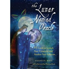 The Lunar Nomad Oracle: 43 Cards to Unlock Your Creativity and Awaken Your Intuition, Boxed Kit (Cards)