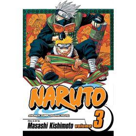 Naruto, Vol. 3 (Paperback)