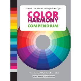 Color Harmony Compendium: A Complete Color Reference for Designers of All Types, 25th Anniversary Edition (Hardcover)
