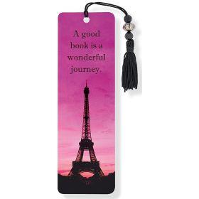 Peter Pauper: Beaded Bookmark (Eiffel Tower)