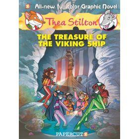The Treasure of the Viking Ship: Thea Stilton Graphic Novels, Vol. 3 (Hardcover)