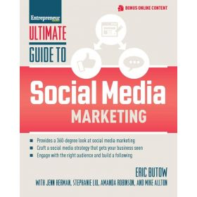 Ultimate Guide to Social Media Marketing (Paperback)