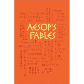 Aesop's Fables, Word Cloud Classics (Flexibound)