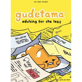 Gudetama: Adulting for the Lazy, Book 2 (Hardcover)