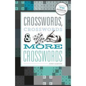 Crosswords, Crosswords & More Crosswords (Paperback)