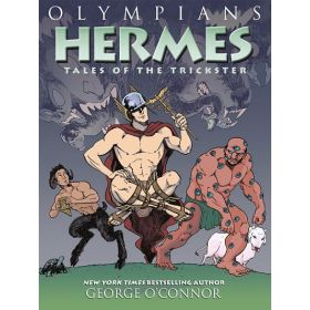 Olympians: Hermes, Tales of the Trickster (Paperback)