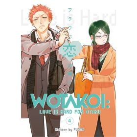 Wotakoi: Love is Hard for Otaku, Vol. 4 (Paperback)